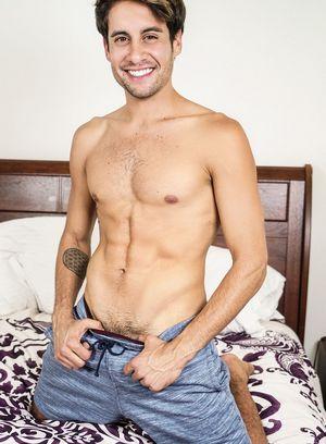 Sexy Guy Myles Landon,