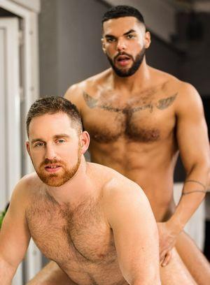 Hunky Gay Jonas Jackson,Lucas Fox,