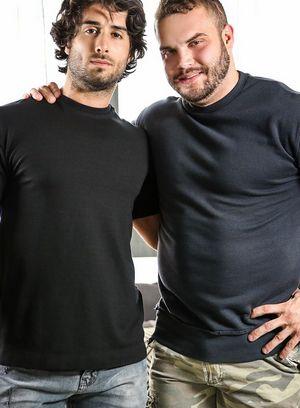 Hot Gay Diego Sans,Dax Carter,