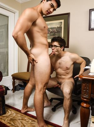 Seductive Man Will Braun,Axel Kane,