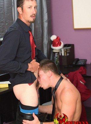Naked Gay Drake Mitchell,Danny Brooks,