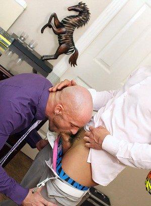 Sexy Dude Spencer Williams,Mitch Vaughn,