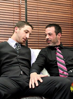 Big Dicked Gay Mike Manchester,Tony Hunter,