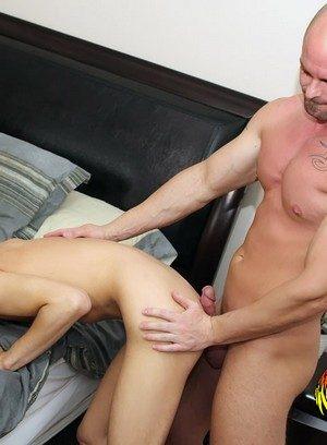 Naked Gay Mitch Vaughn,Kyler Moss,