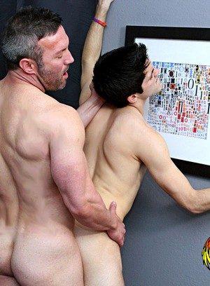 Horny Gay Brock Landon,Aiden Summers,