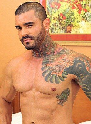 Hot Gay Kyler Moss,Alexsander Freitas,