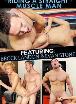 Sexy Dude Brock Landon,Evan Stone,