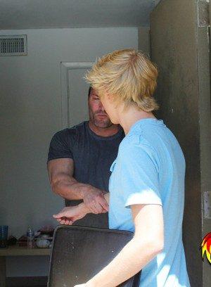 Cute Gay Evan Stone,Brock Landon,
