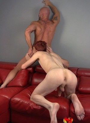 Sporty Hunk Jason Valencia,Mitch Vaughn,