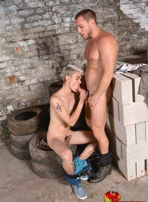 Wild Gay Titus Snow,Hans Berlin,