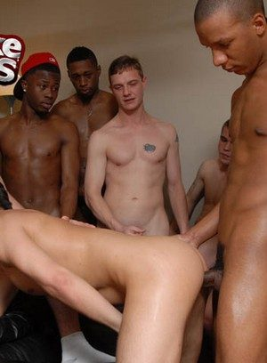 Muscle man Cody Domino,