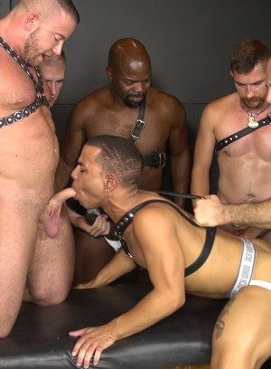 Wild Gay Ken Byker,Adam Russo,Shay Michaels,Trelino,