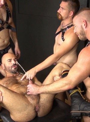Sexy Dude Adam Russo,Shay Michaels,Trelino,Ken Byker,