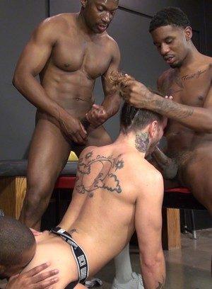 Hot Boy Tigger Redd,Lukas Cipriani,Champ Robinson,