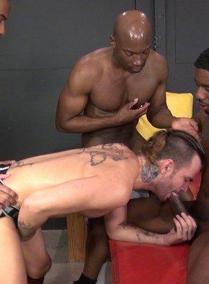 Cock Hungry Dude Tigger Redd,Lukas Cipriani,Champ Robinson,