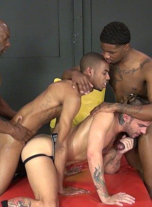 Big Dicked Gay Tigger Redd,Lukas Cipriani,Champ Robinson,