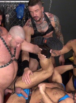 Wild Gay Johnny Five,Dolf Dietrich,Shay Michaels,Hugh Hunter,Aarin Asker,