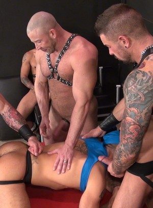 Seductive Man Hugh Hunter,Aarin Asker,Johnny Five,Dolf Dietrich,Shay Michaels,
