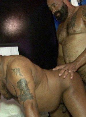 Hot Guy Leon Masters,Diesel Bear,