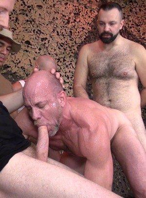 Seductive Man Leo Vega,Johnny Five,Dylan Hyde,Boy Fillmore,