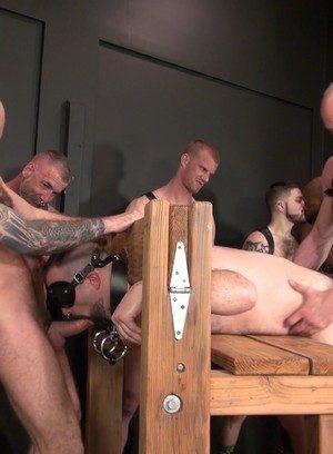 Cute Gay Blake Daniels,Michael Phoenix,Adam Russo,