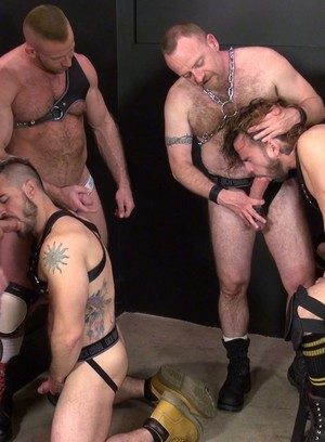 Big Dicked Nick Roberts,Ray Dalton,Lex Antoine,Shay Michaels,Aarin Asker,Lukas Cipriani,