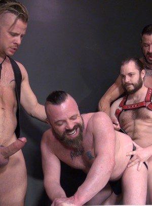 Wild Gay Tony Bishop,Chris Perry,Dolf Dietrich,Jacob Slader,