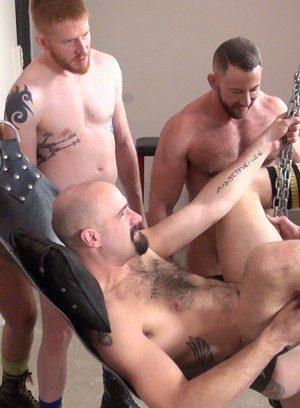 Hot Gay Logan Stevens,Hank Rivers,Shay Michaels,
