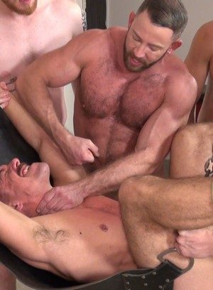 Big Dicked Gay Logan Stevens,Hank Rivers,Shay Michaels,