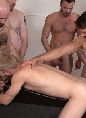 Hot Gay Hank Rivers,Shay Michaels,Logan Stevens,