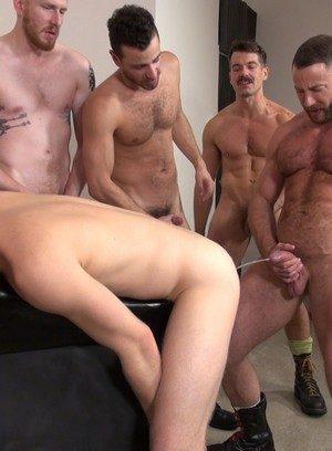 Cock Hungry Dude Hank Rivers,Shay Michaels,Logan Stevens,