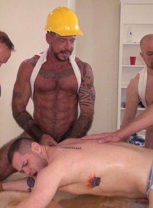 Sexy and confident Ray Dalton,Mason Garet,Blue Bailey,Lex Antoine,