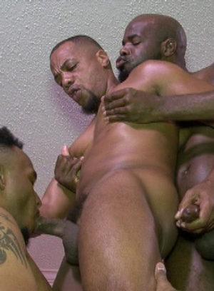 Big Dicked Gay Capri Quarius,Marc Dupree,Shaft Jackson,