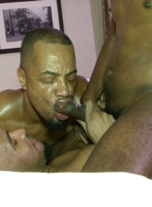 Big Dicked Marc Dupree,Capri Quarius,Shaft Jackson,