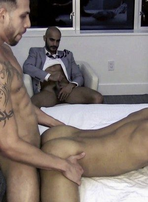 Handsome Guy Fx Rios,Xavier Arroyo,Tony Dazzle,