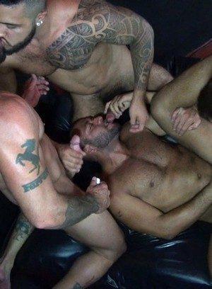 Hot Boy Mario Cruz,Brett Bradley,Sean Duran,Leo Forte,