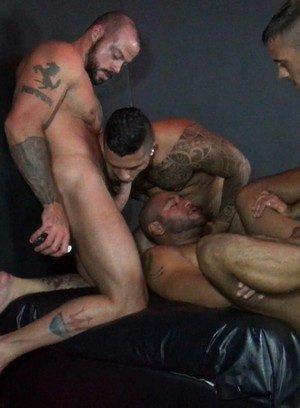 Handsome Guy Mario Cruz,Brett Bradley,Sean Duran,Leo Forte,