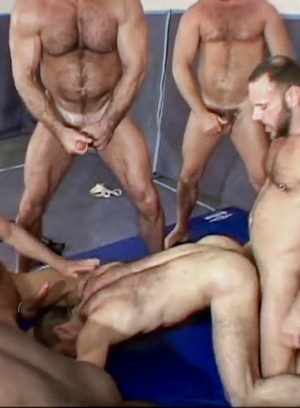 Hot Gay Will West,Steve Parker,Larry Wolf,Jeff Allen,Jay Benjamin,Chad Adams,Ben Gunn,