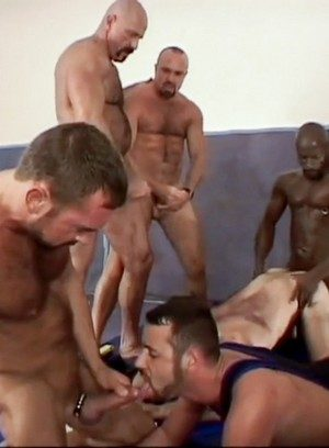 Sexy Guy Will West,Steve Parker,Larry Wolf,Jeff Allen,Jay Benjamin,Chad Adams,Ben Gunn,