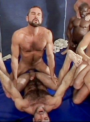 Big Dicked Gay Jeff Allen,Jay Benjamin,Chad Adams,Ben Gunn,Will West,Steve Parker,Larry Wolf,
