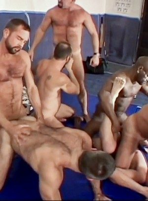 Hot Gay Ben Gunn,Chad Adams,Jay Benjamin,Jeff Allen,Larry Wolf,Steve Parker,Will West,