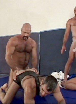 Sexy and confident Ben Gunn,Chad Adams,Jay Benjamin,Jeff Allen,Larry Wolf,Steve Parker,Will West,