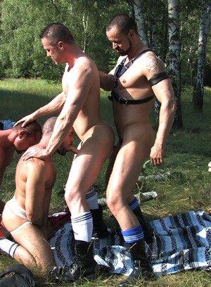 Wild Gay Jason Banks,Kike Garces,Jorge Ballantinos,Christian Herzog,Jacques Fister,David More,