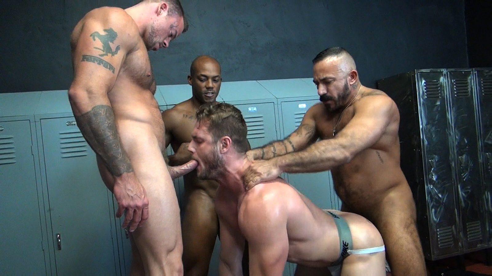 Gay gang ban