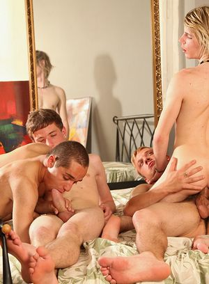 Wild Gay Martin Hernest,Gary Damer,Antony Simone,Stephan Garrance,