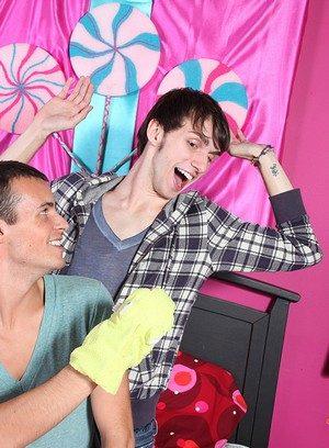 Horny Gay Jonathan Cole,