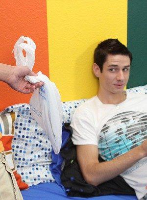 Cute Gay Nathan Stratus,Dean Holland,