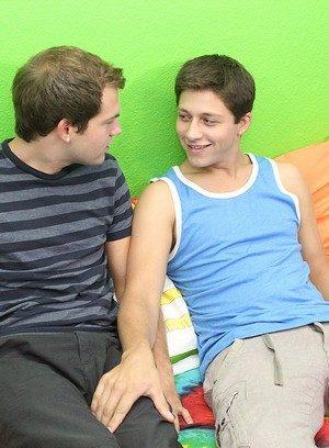 Sexy Gay Preston Ettinger,Wesley Marks,