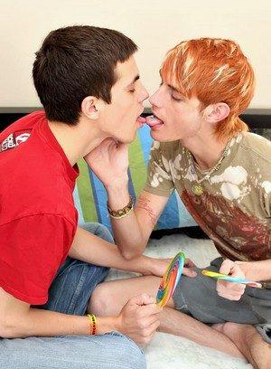Big Dicked Gay Conner Bradley,Preston Andrews,