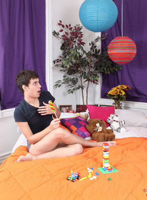 Hot Gay Gabriel Kelly,Lucas Sky,